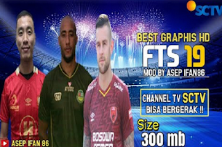 Download FTS 19 Mod Full Update Transfer February 2019 HD Graphics