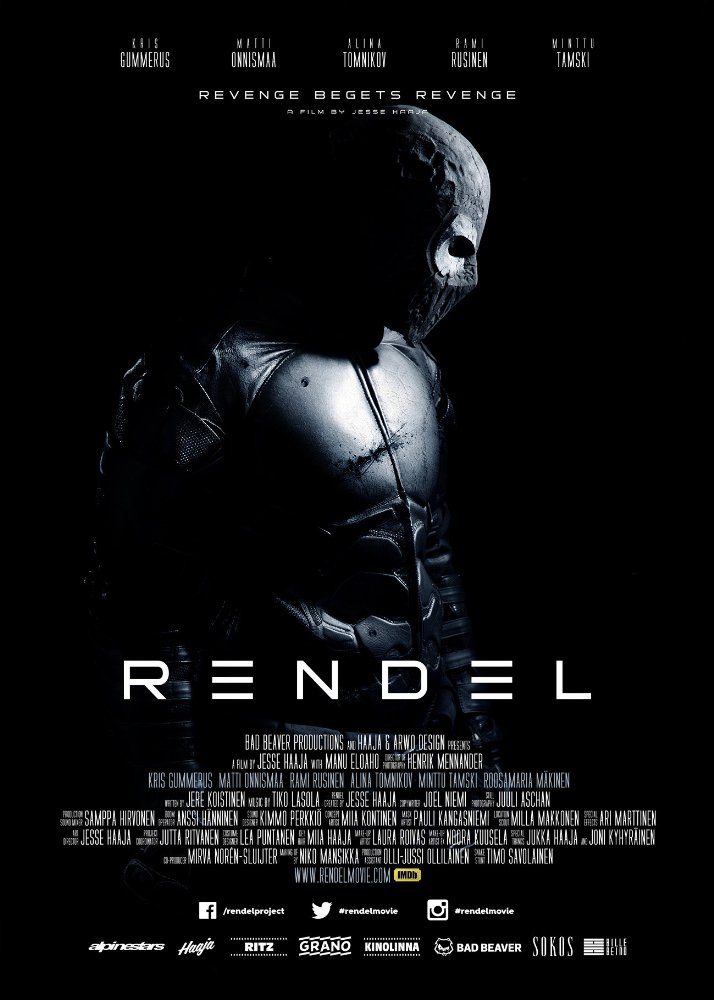 d76cd9acf0 The Movie Sleuth: Trailers: Rendel Official Trailer (2016) Finnish ...