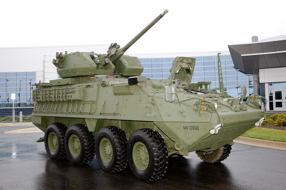 SNAFU!: The 30mm Stryker vehicle will be known as the, Dragoon!