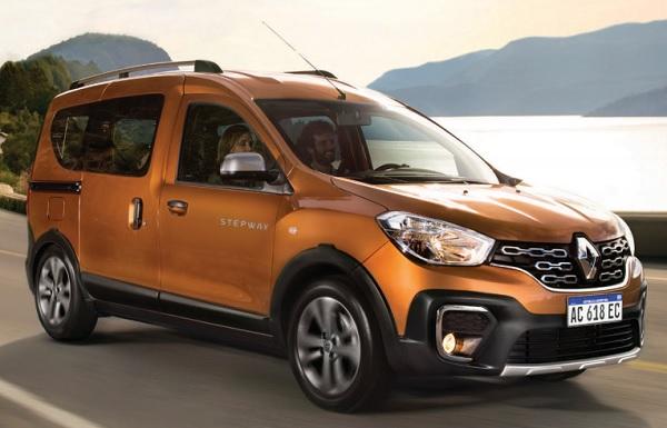 Ficha Técnica: Renault Kangoo 1.6 Stepway (2018)