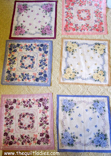hankies for hankie quilt