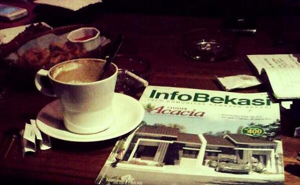 Cozy Place and Great Coffee at Bekasi