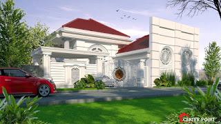 55 Gambar Rumah Banjar Modern HD