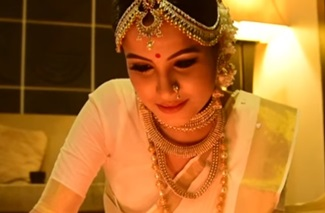 South India Bridal Makeup