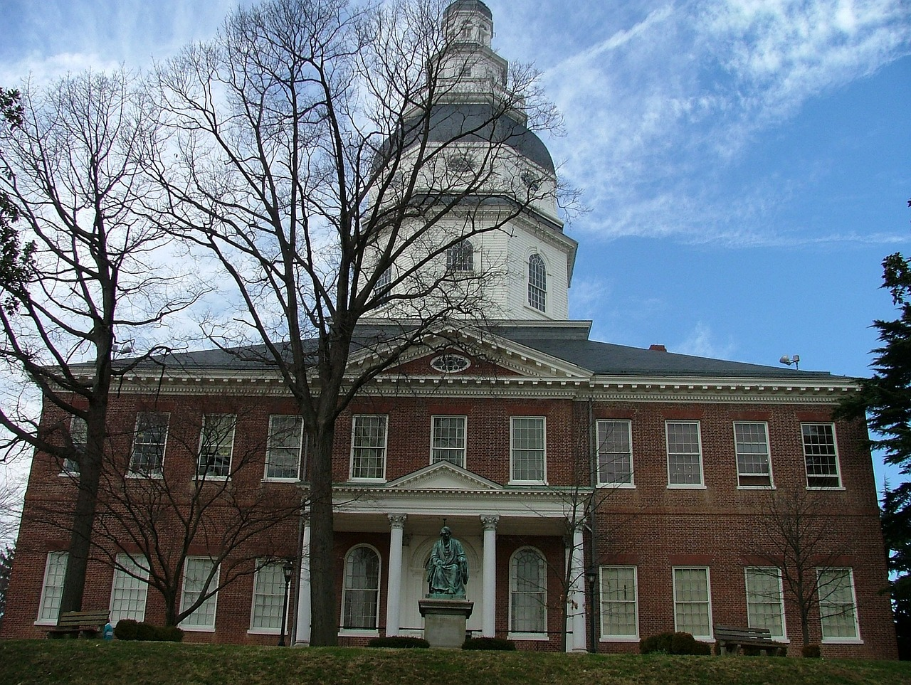 Maryland´s History in Annapolis