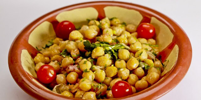 Find easy Lebanese vegetarian and vegan recipes for eating healthy Lebanese Vegetarian Recipes