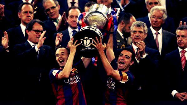 Sensational Lionel Messi Deliver Barca Copa Del Rey