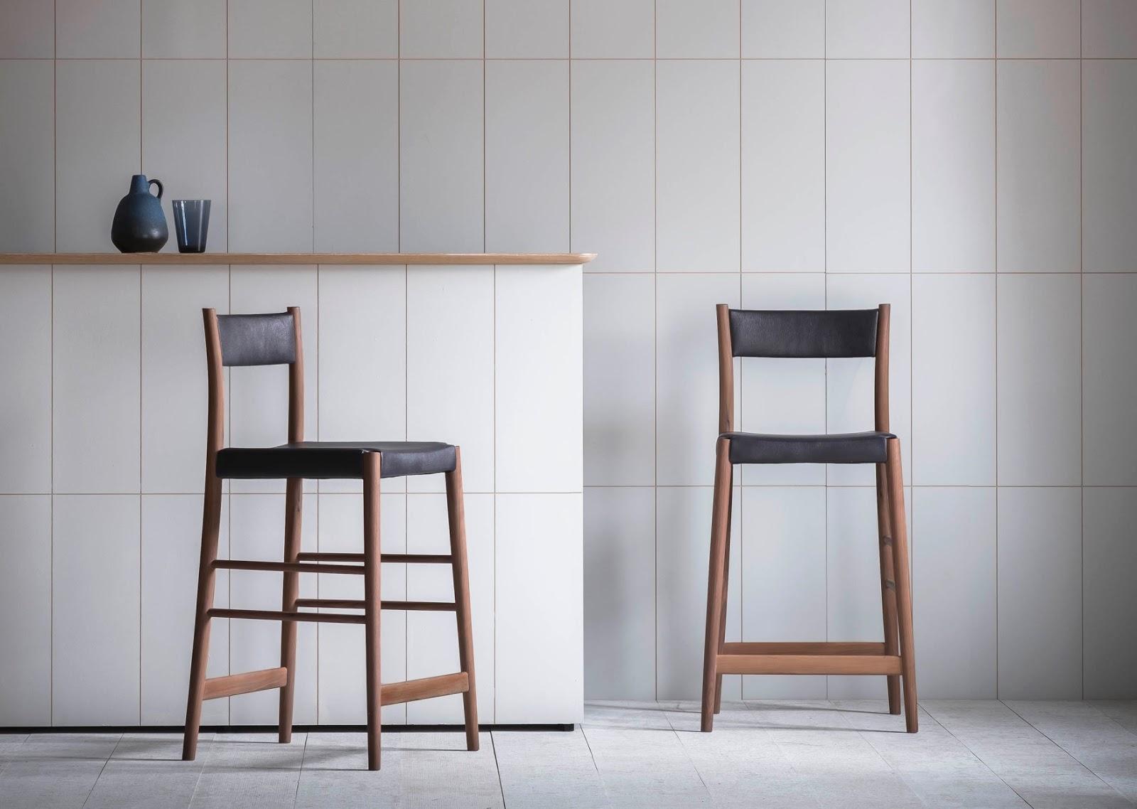Pinch design chair