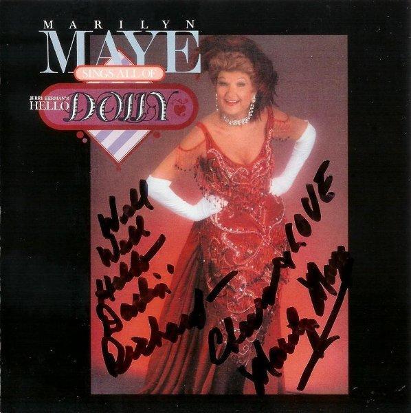 Marilyn Maye Jaycee Driesen Max Von Sydow And More
