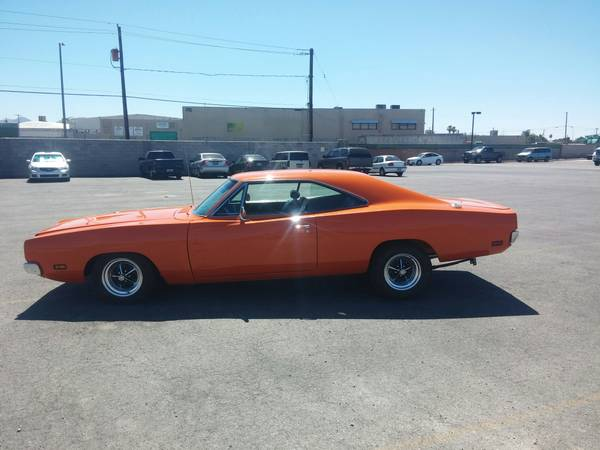 1969 Charger Rt General Lee Buy American Muscle Car