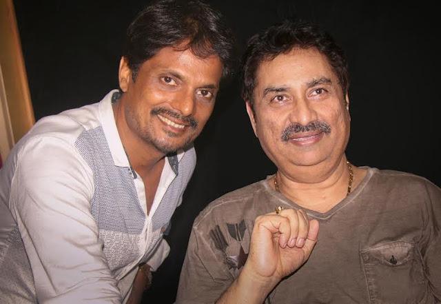 कुमार सानू ने कहा दामोदर राव का संगीत मधुर होता है | Kumar Sanu Telling is sweet music of Damodar Rao