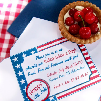4th July Party | Relaxed Outdoors Entertaining