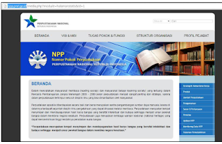 Cara Mendapatkan Nomor Registrasi Perpustakaan