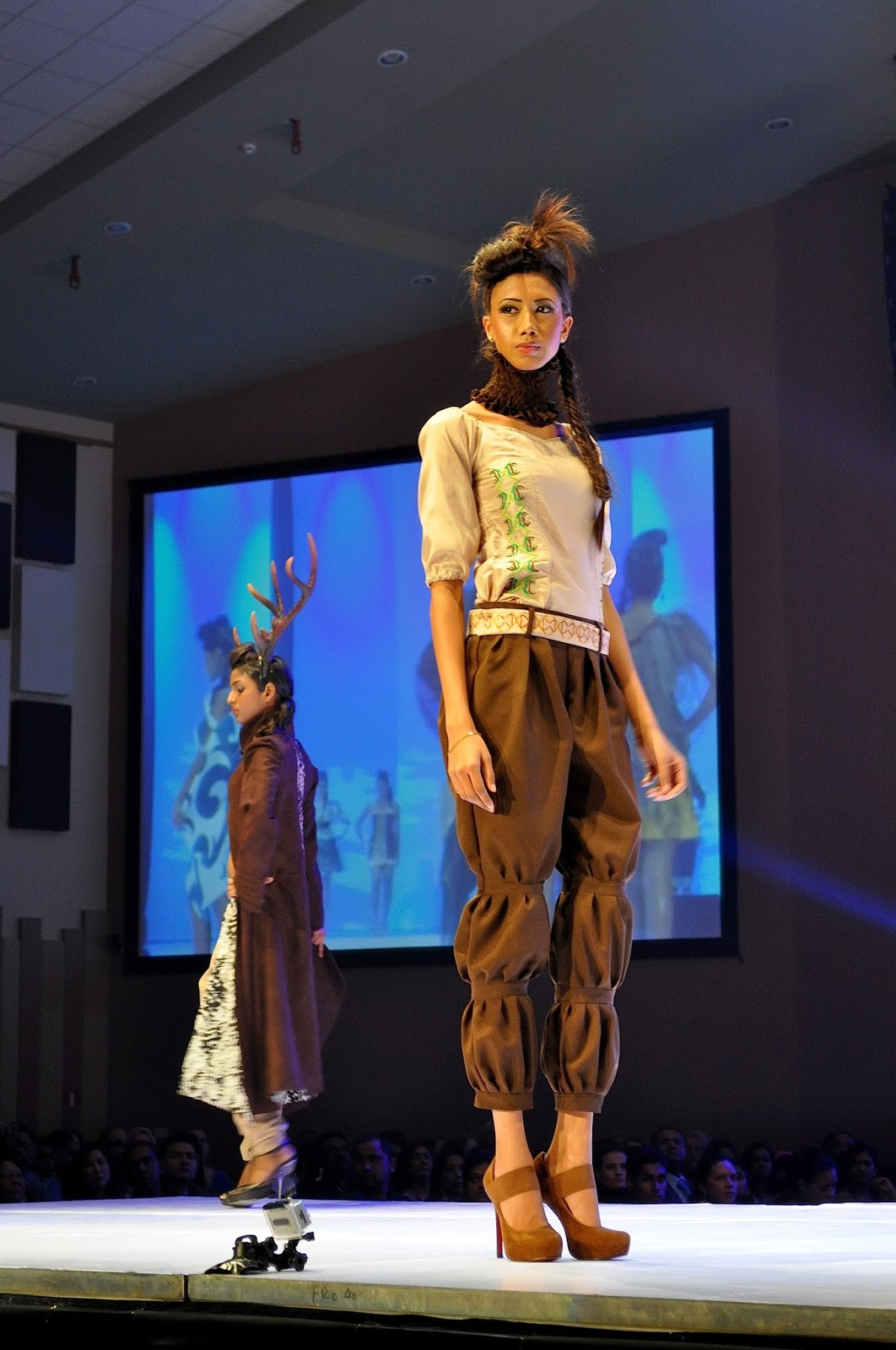Brankopopovicblog Fashion Design Institute Mauritius Fashion Show 2013