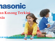 Jawatan Kosong Panasonic Tarikh tutup 08 April 2018