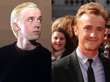 Tom Felton-Then & Now-Harry Potter Cast Present Day Pics ...