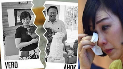 Ahok Resmi Bercerai Dengan Veronica Tan