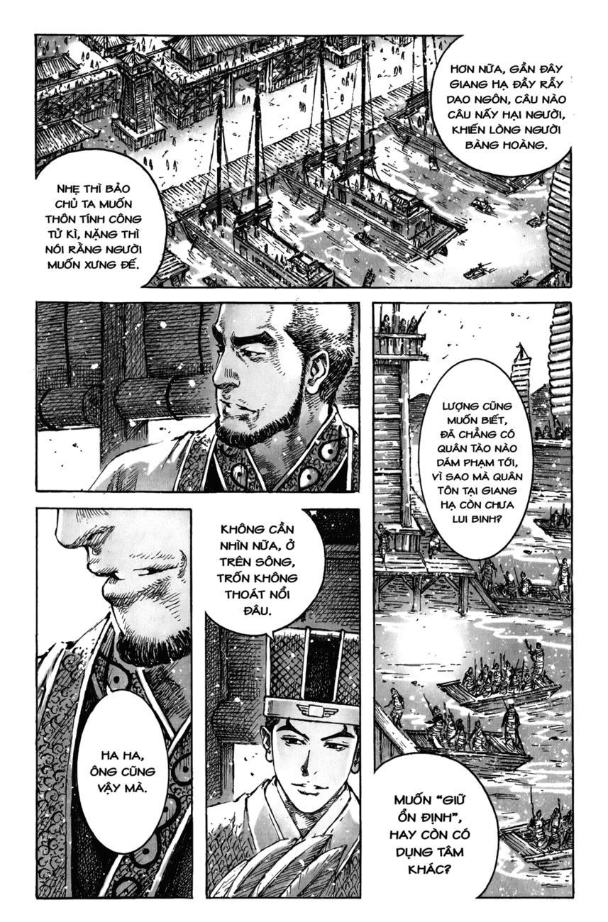 Hỏa phụng liêu nguyên Chương 466: Trùng hồi chánh quỹ [Remake] trang 8