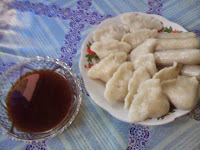 Resep Pempek (Fish Dumpling With Stuffing Egg)