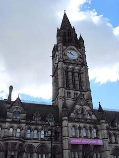 Manchester; Town Hall; Ayuntamiento