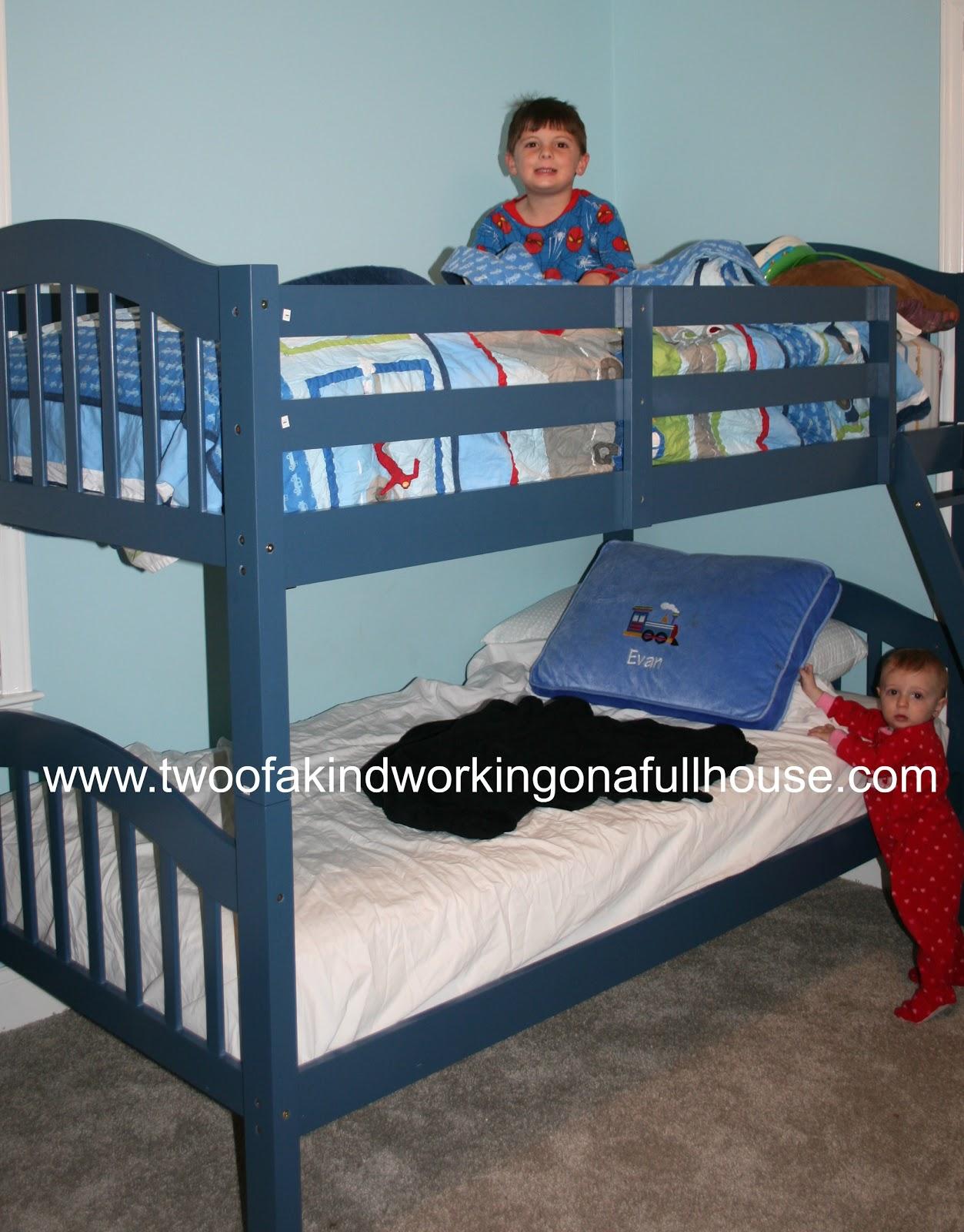 Stork Craft Caribou Bunk Bed Crafting