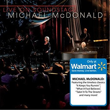 Michael McDonald Live On Soundstage 2017 DVD R1 NTSC VO