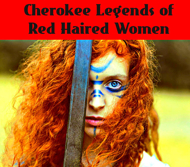 The Nephilim Chronicles: Fallen Angels in the Ohio Valley: Cherokee