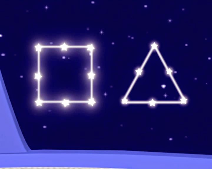 this is the constellation called The Square