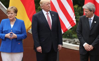 "Merkel Furious With Trump After ""Unprecedented"" G-7 Failure To Reach Consensus On Climate Change"