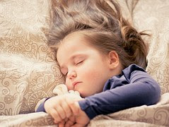 Children need at least 8 hours of sleep