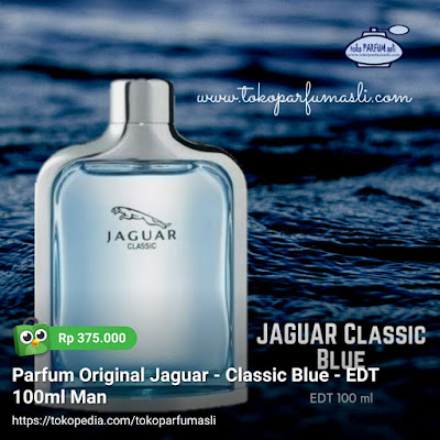 toko parfum asli parfum original jaguar classic blue edt 100ml man