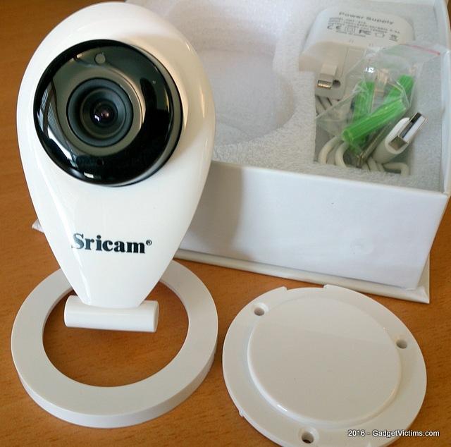 Sricam SP009 P2P HD IP Camera review - Gadget Victims