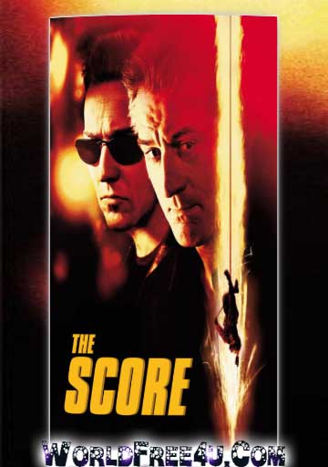 Poster Of The Score (2001) In Hindi English Dual Audio 300MB Compressed Small Size Pc Movie Free Download Only At worldfree4u.com