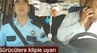 Trafik Şubesi Ahmet Şengül Kurallar Uyarı Klibi