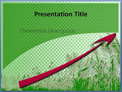Free Business Growth PowerPoint Template