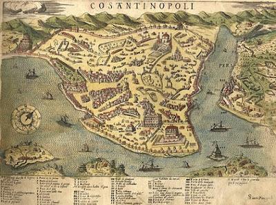 eski istanbul haritaları 3