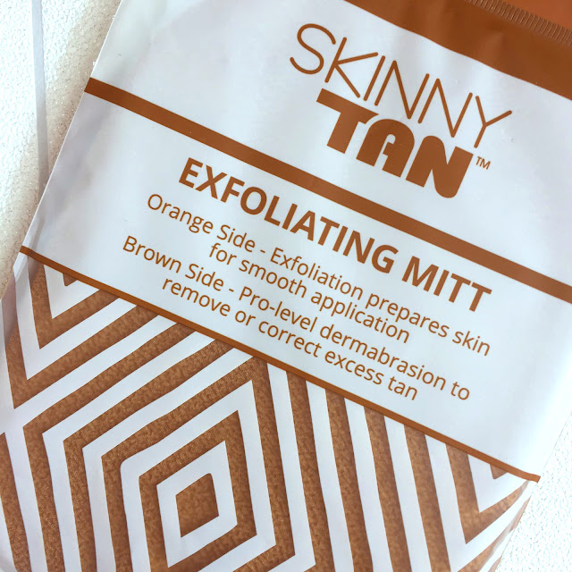 Skinny Tan Exfoliating Mitt