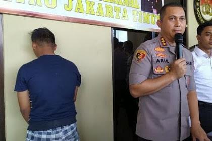 Oknum Anggota Polres Melakukan Perzinahan dengan Gadis umur 9 tahun