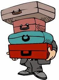 dúvidas sobre bagagens