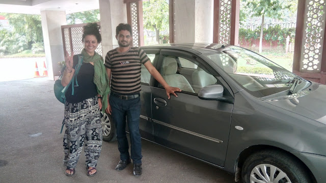 Agra Taxi Service