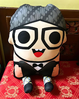Bantal Custom Kuprit