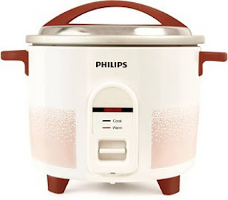 Flipkart – Buy Philips HL1663/00 Electric Rice Cooker at Rs.1,599