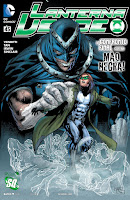 Os Novos 52! Lanterna Verde #45