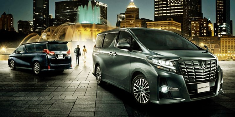 Toyota Alphard 2019 Review Hybrid And Redesign