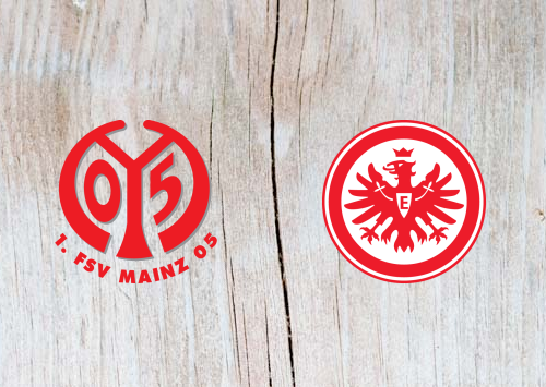 Mainz 05 vs Eintracht Frankfurt - Highlights 19 December 2018