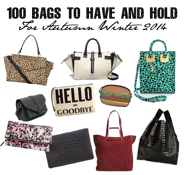 100 bags for autumn