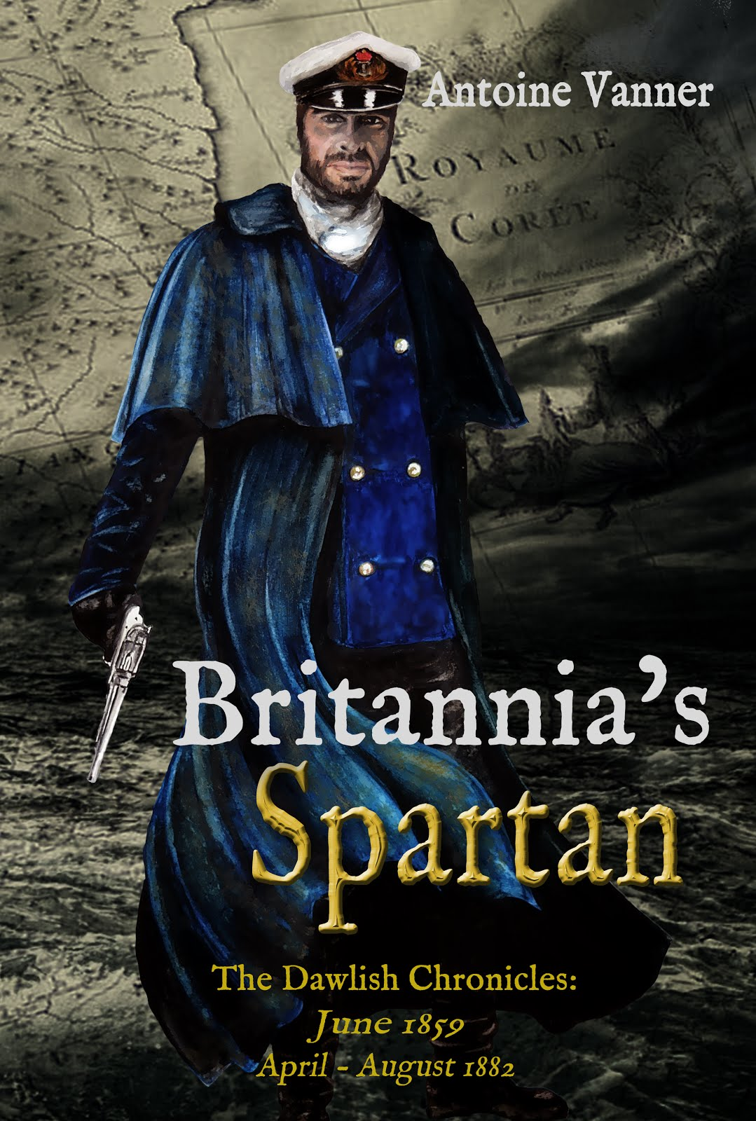 "To buy ""Britannia's Spartan"" click on image below"