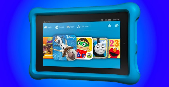 Amazon Fire HD 6 Children Edition Tablets for Children