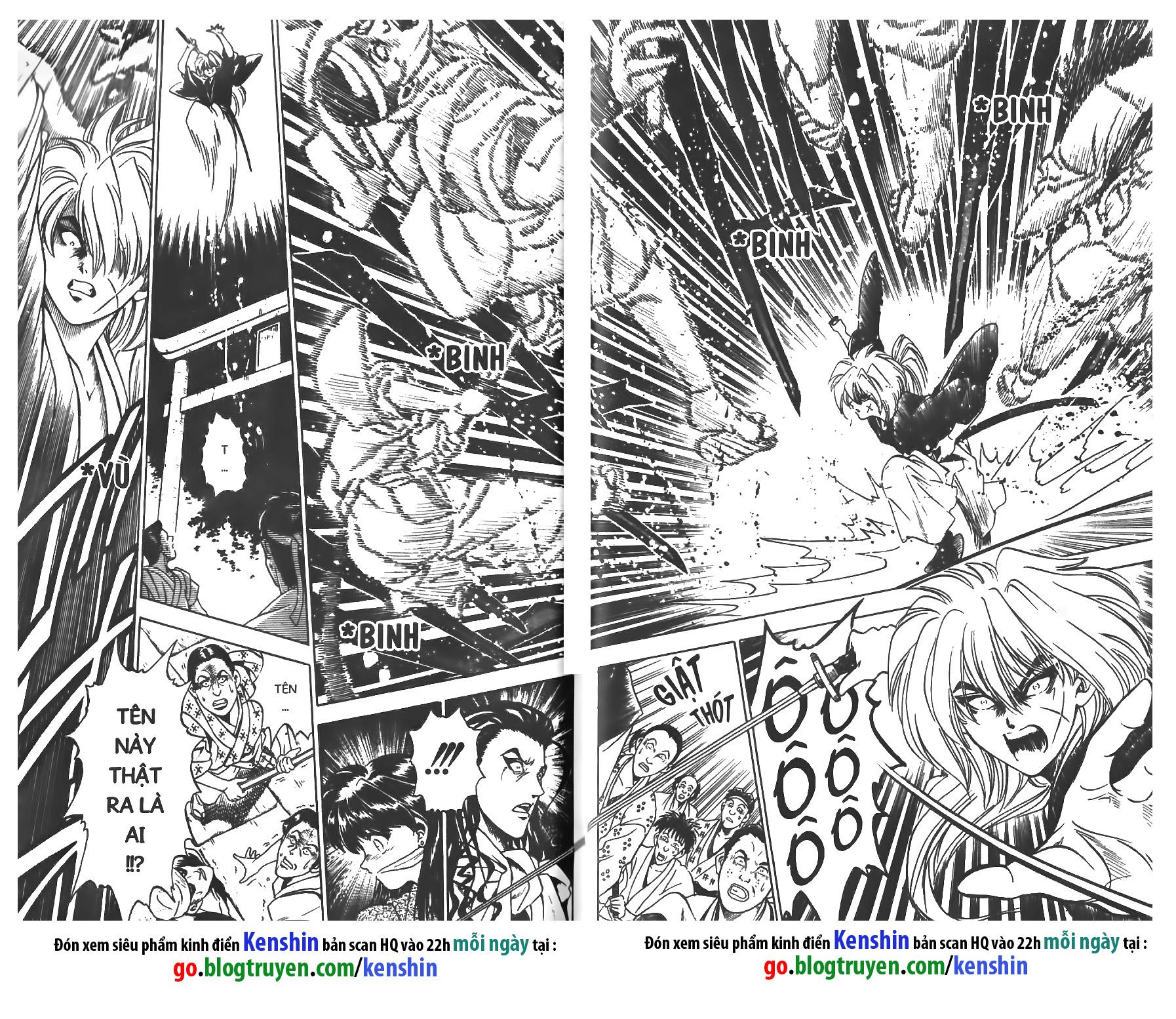 Rurouni Kenshin chap 6.5 trang 21