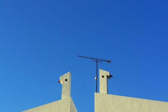 Spain, Espana, travel, chimneys, photography, urban photography, contemporary, Sam Freek,